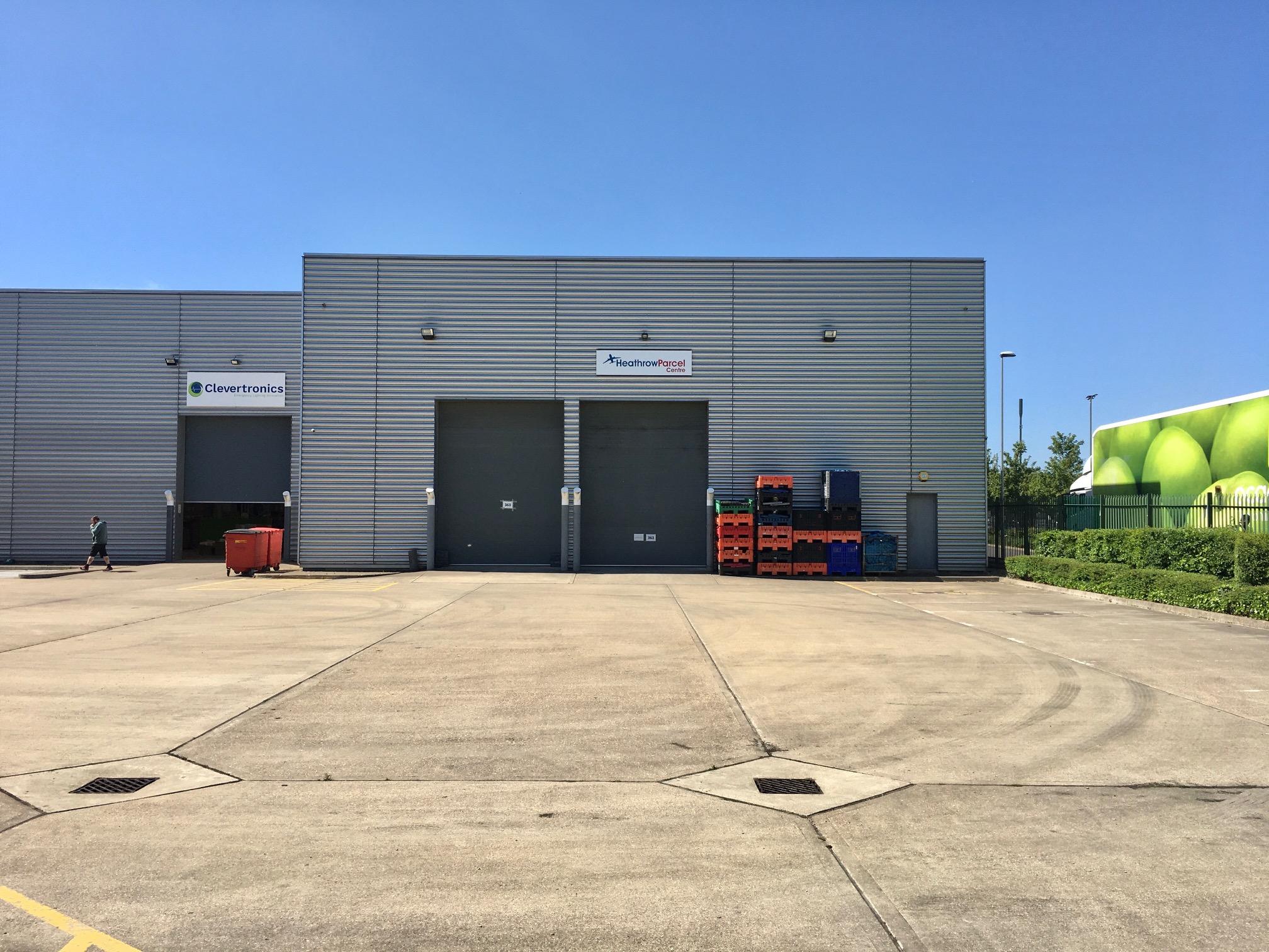 Industrial West drayton, UB7 9BL - Unit 363 Stockley Close