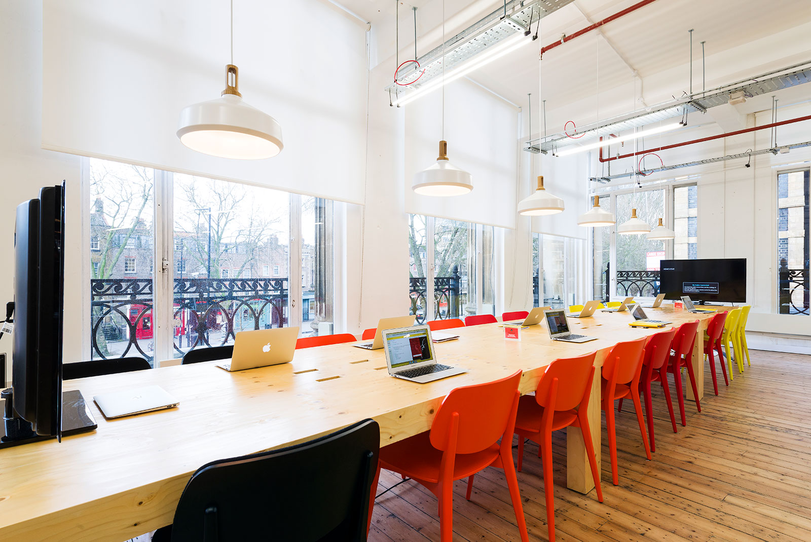 Serviced office London, E1 4UJ - 83-89 Mile End Road