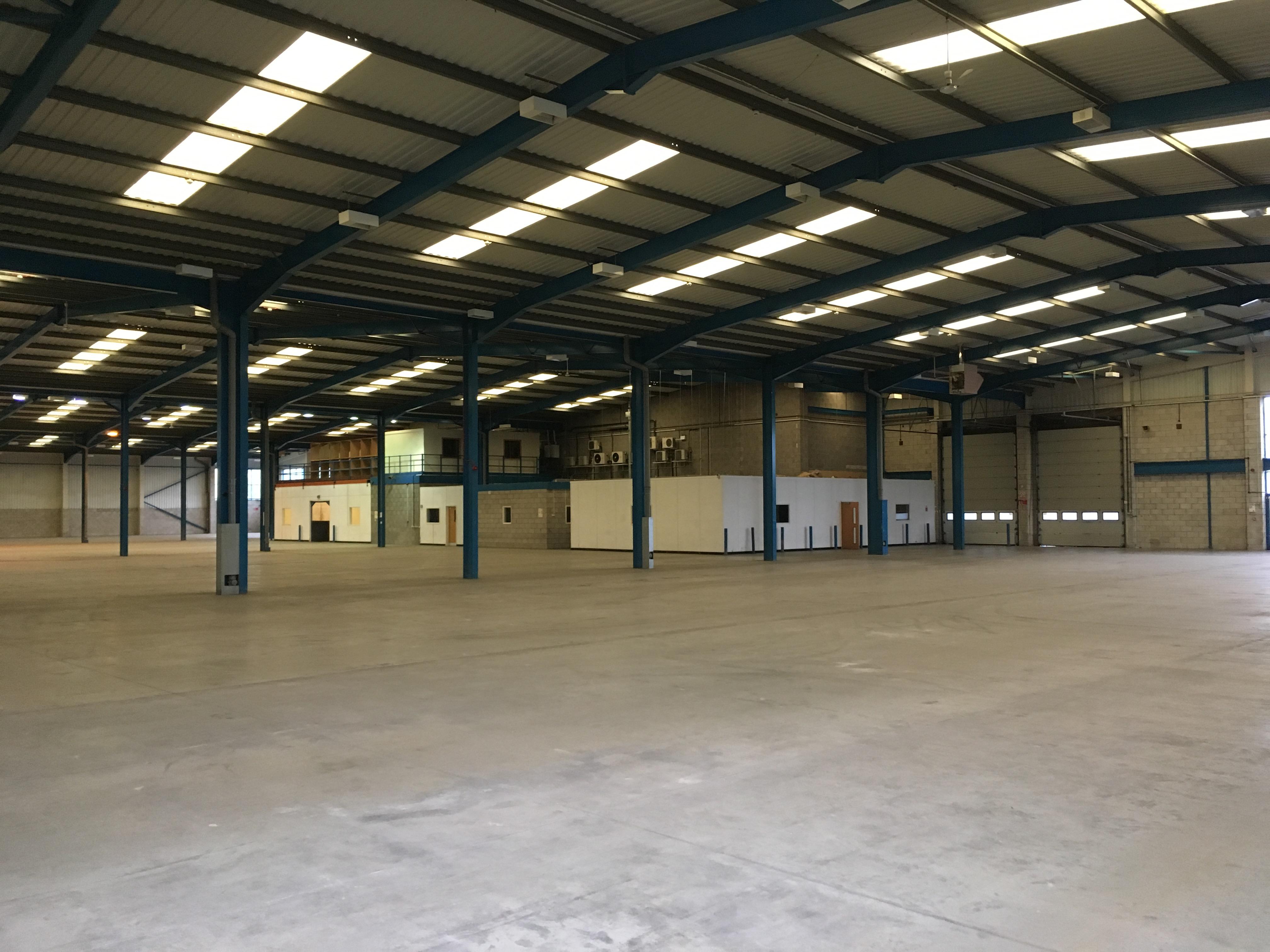Industrial Warrington, WA4 4TQ - Block A, Stretton Green Distribution Park