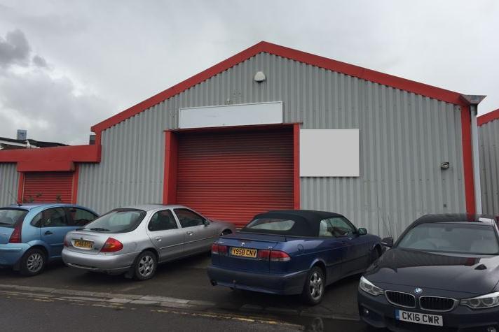 Industrial Cardiff, CF24 5TH - Unit 1 Seawall Road