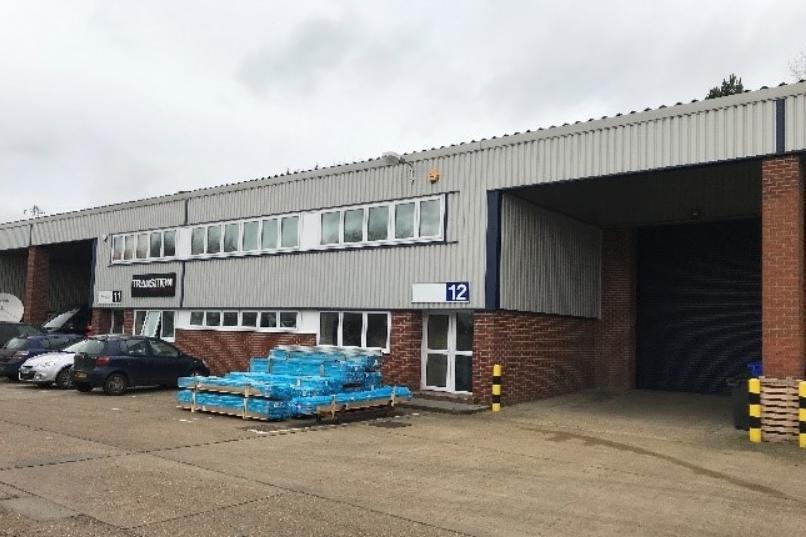 Industrial Aylesbury, HP20 1DQ - Unit 11 Stocklake Park Industrial Estate