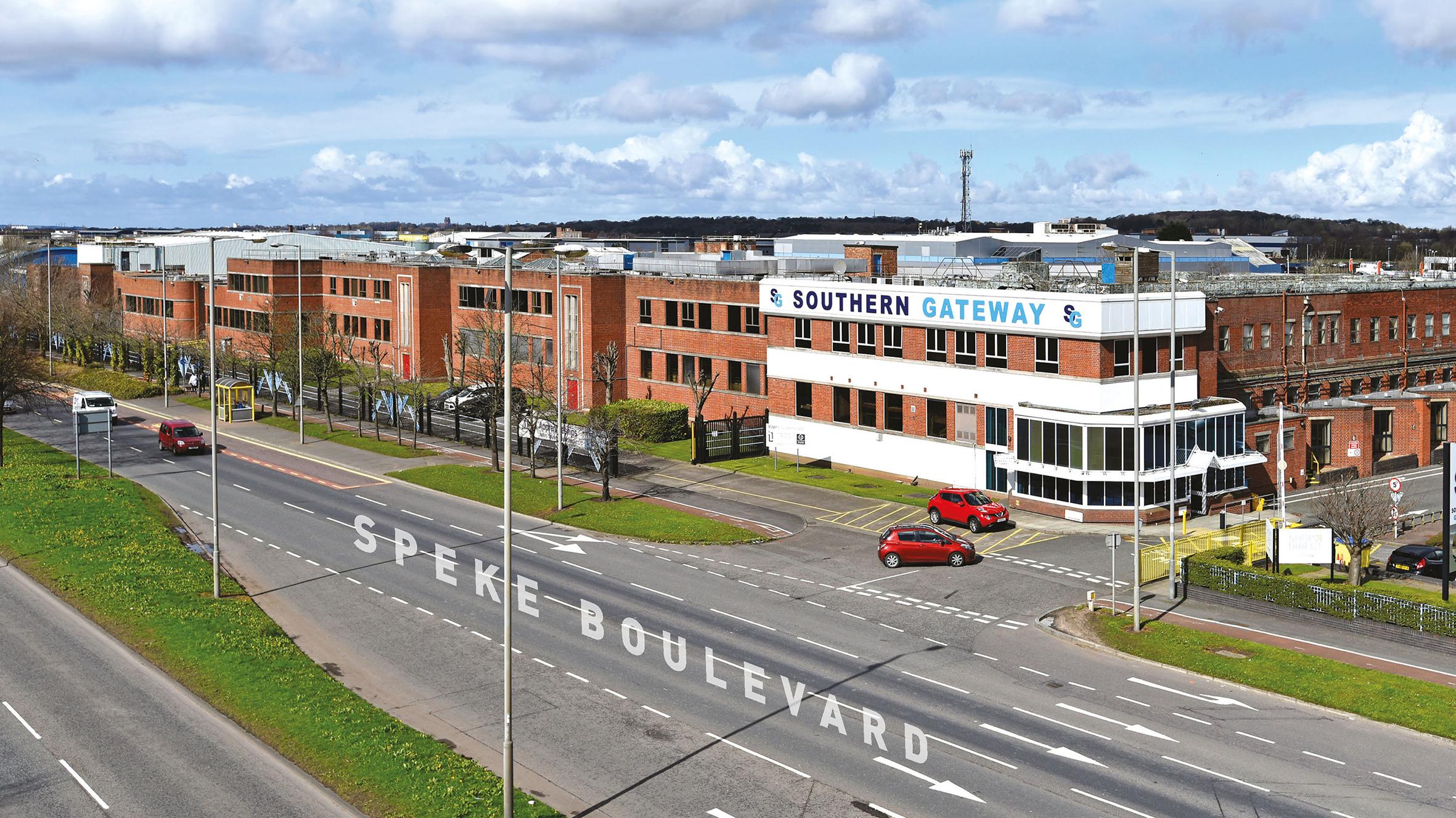 Industrial Liverpool, L24 9HZ - Units G9, G10 & G11, Southern Gateway
