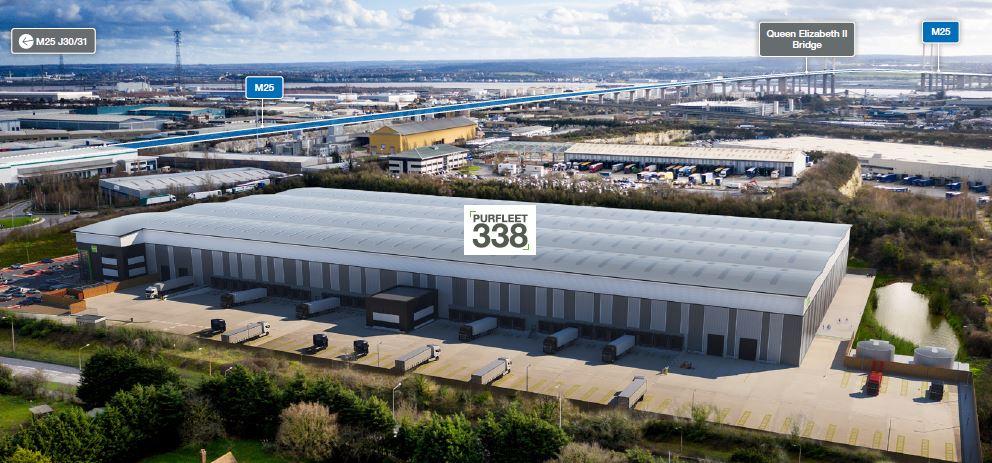 Industrial Purfleet, RM19 1MS - Purfleet 338