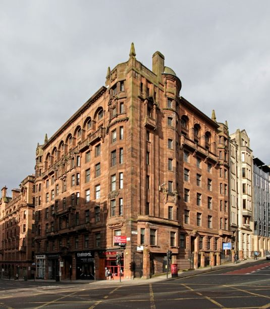 Office Glasgow, G2 2LB - Turnberry House