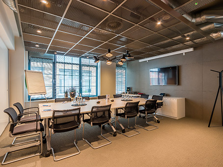 Serviced office London, EC1V 1AW - 167, City Road