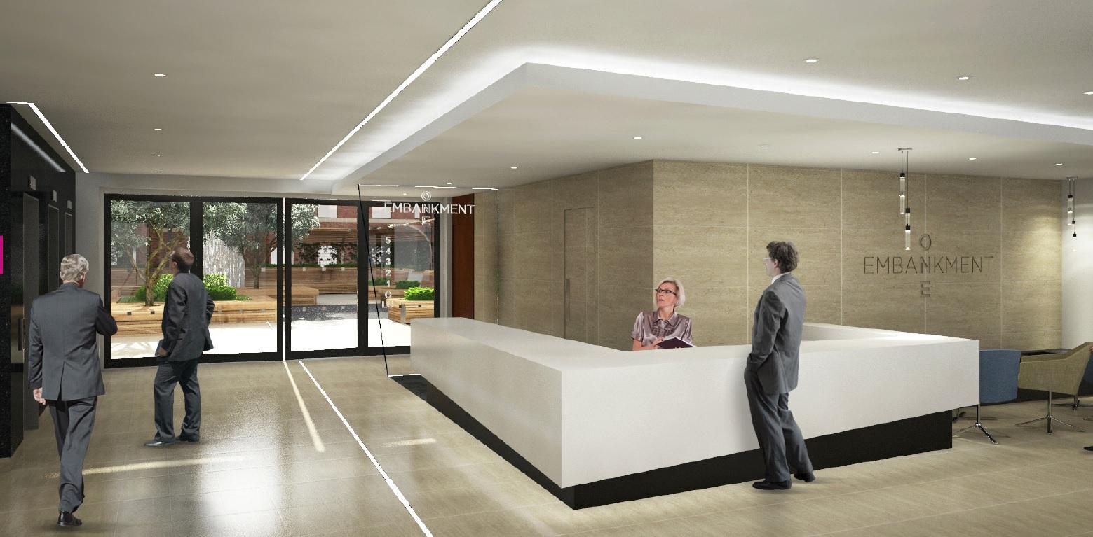Office Leeds, LS1 4DW - 1 The Embankment