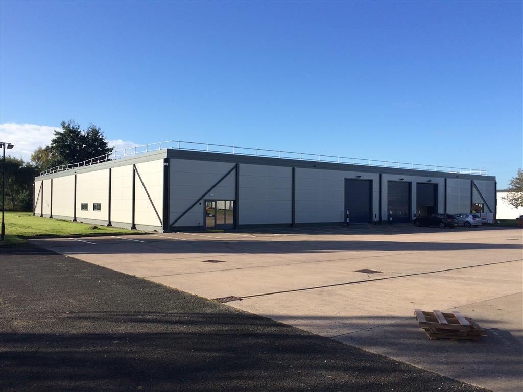 Industrial Warrington, WA2 8RF - Winwick Quay Business Park
