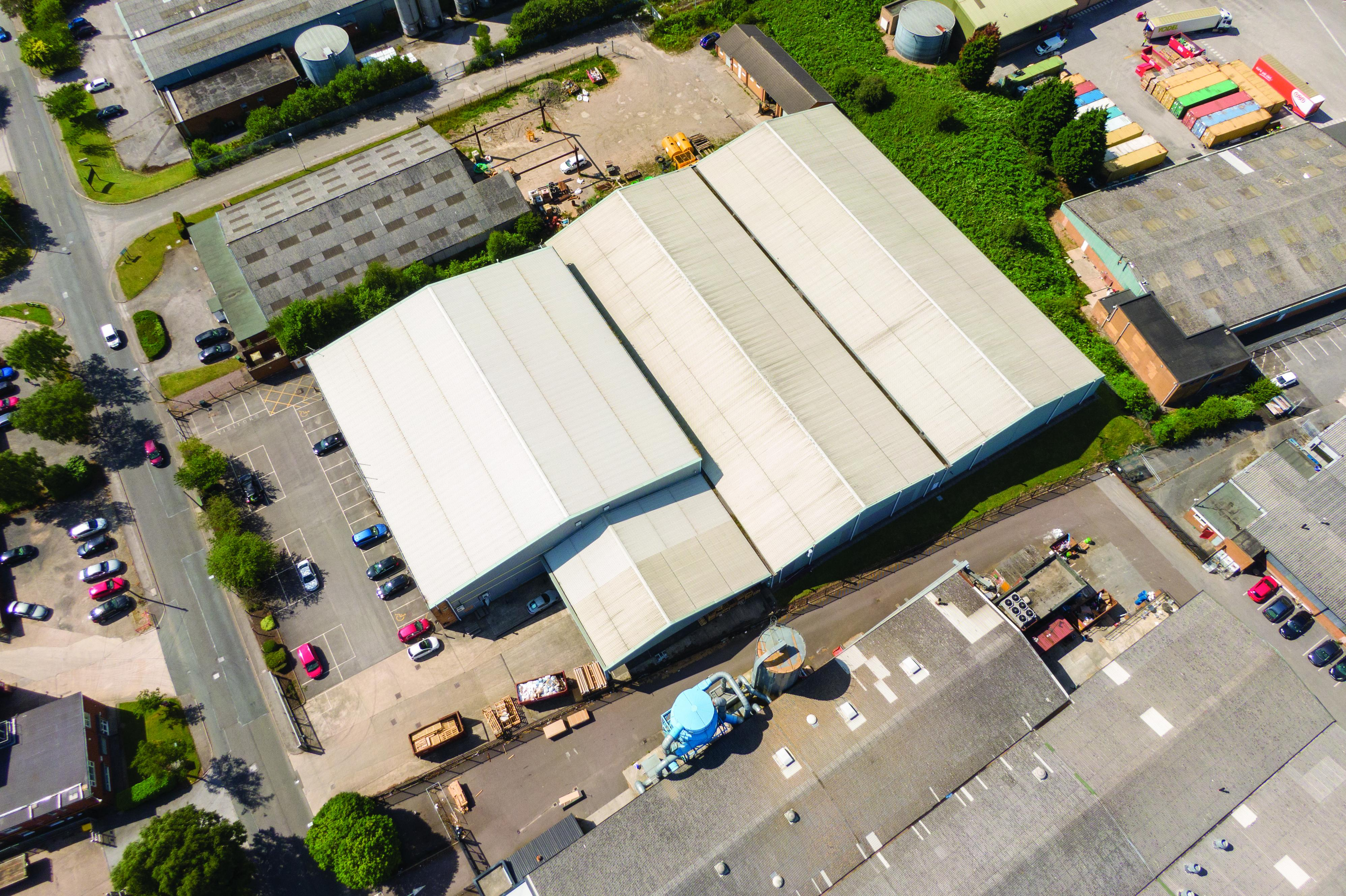 Industrial Kirkby-in-ashfield, NG17 7LA - Unit 3 Byron Avenue
