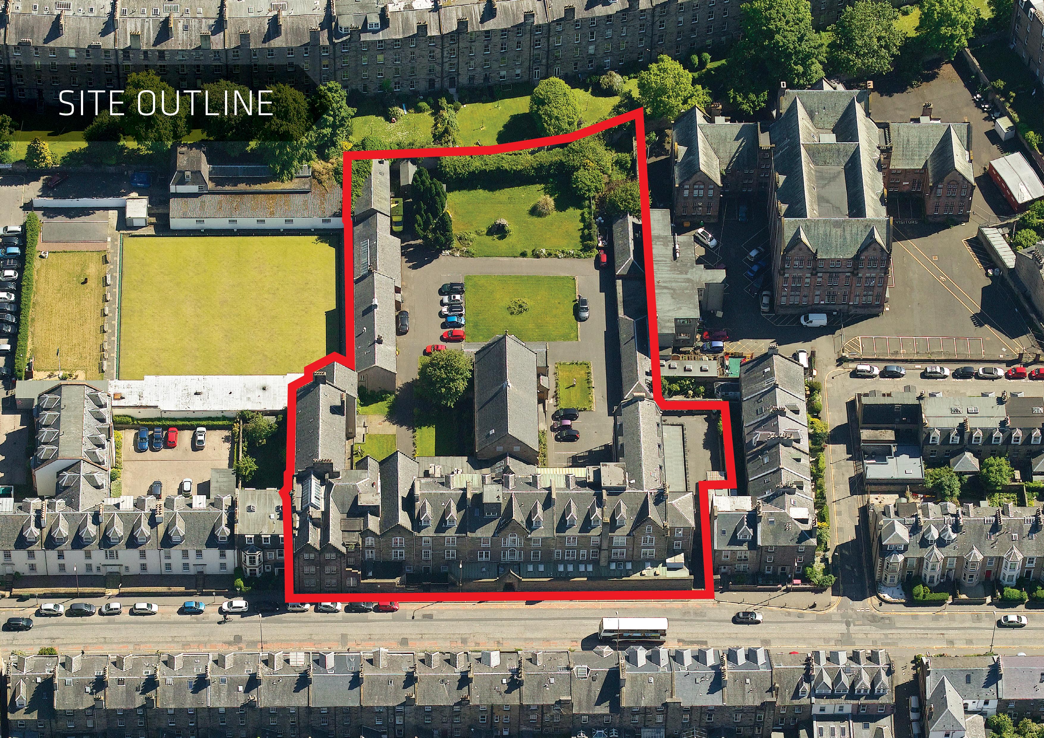 Land Edinburgh, EH3 9NG - St. Josephs House