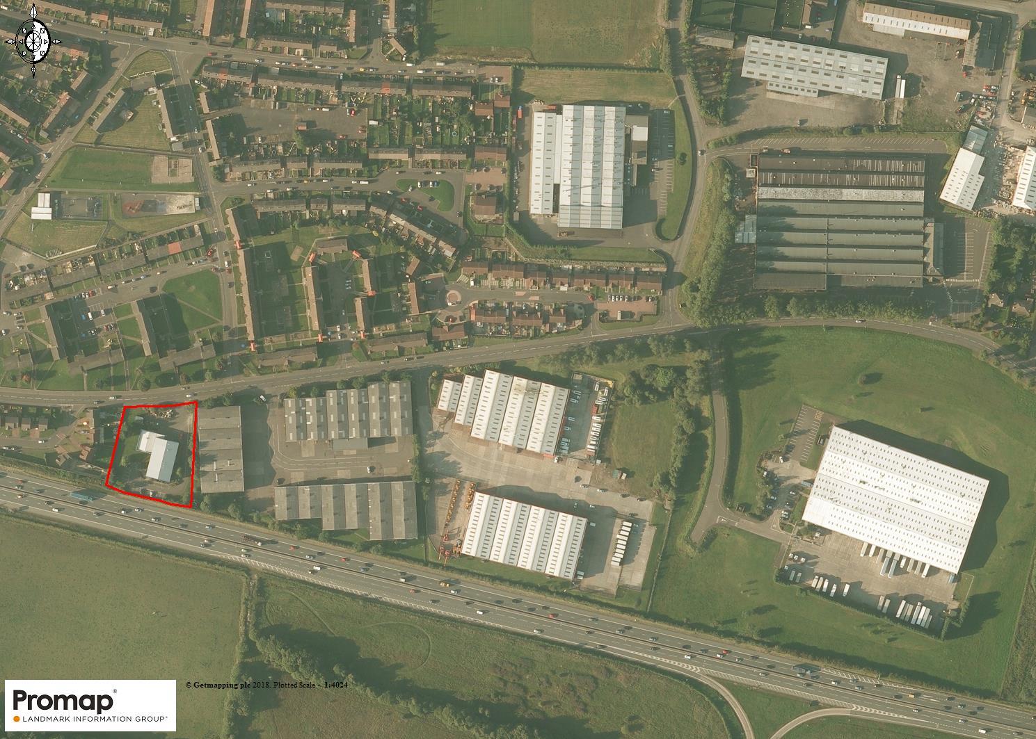 Industrial Coatbridge, ML5 4RP - 7 Kirkshaws Road