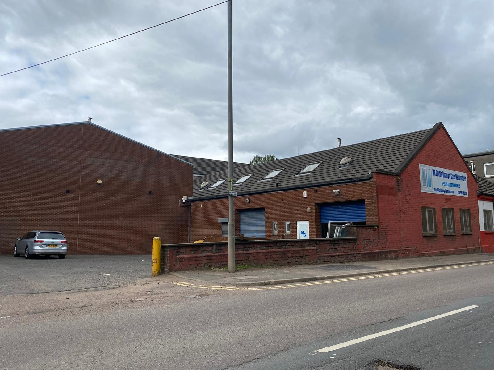 Office Motherwell, ML1 1PW - Motherwell Business Centre