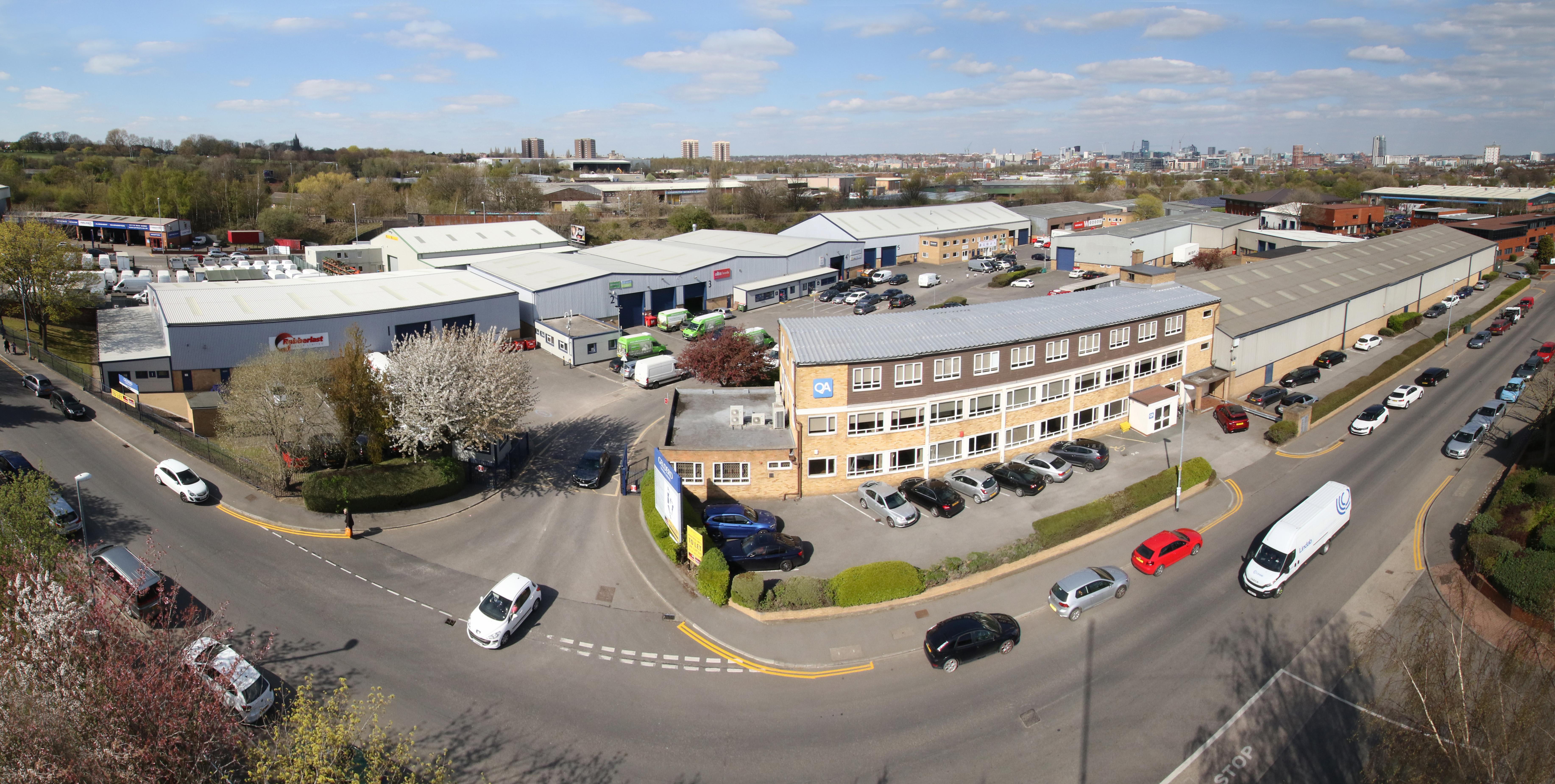Industrial Leeds, LS12 6BD - Unit 14 Gelderd Trading Estate