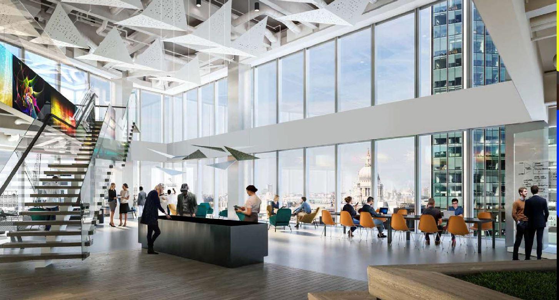 Office London, EC2N 4BQ - 22 Bishopsgate