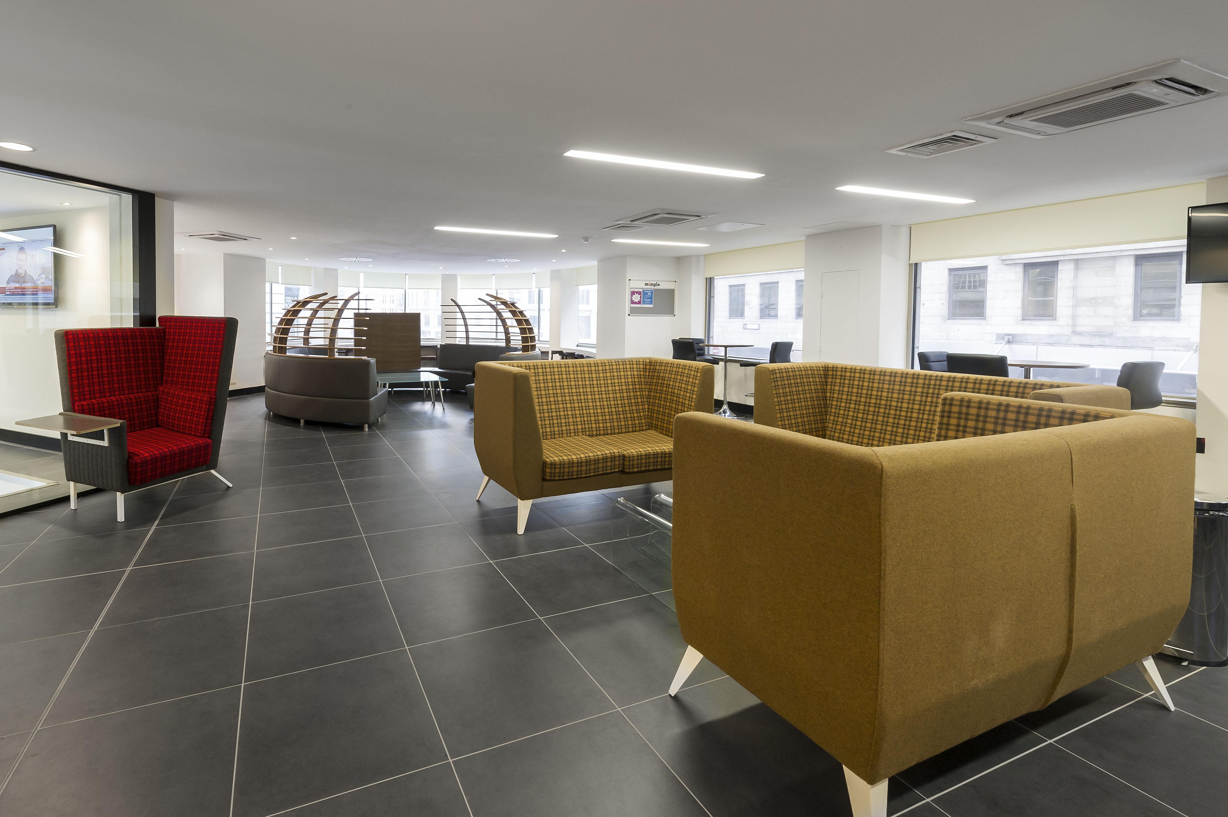 Serviced office London, EC4N 7BP - 18 King William Street