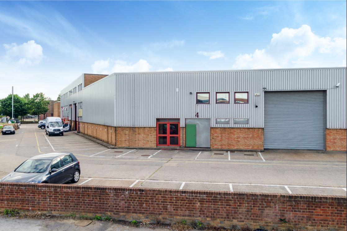 Industrial Acton, W3 0RA - Unit 4 Westpoint Trading Estate