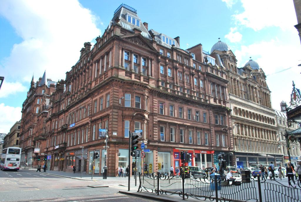 Office Glasgow, G2 6PH - Standard Buildings