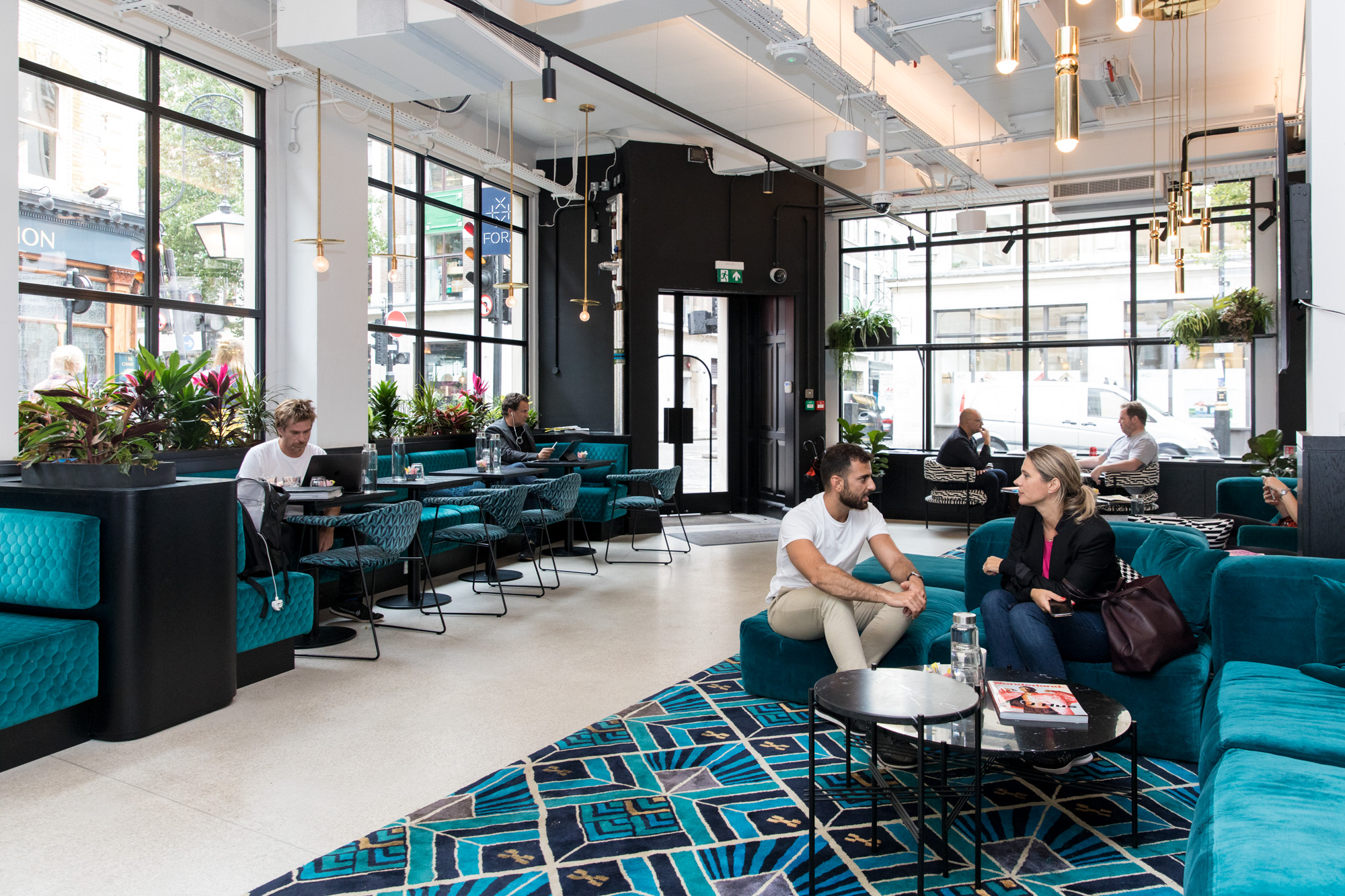 Serviced office London, W1W 8DY - Eastgate House