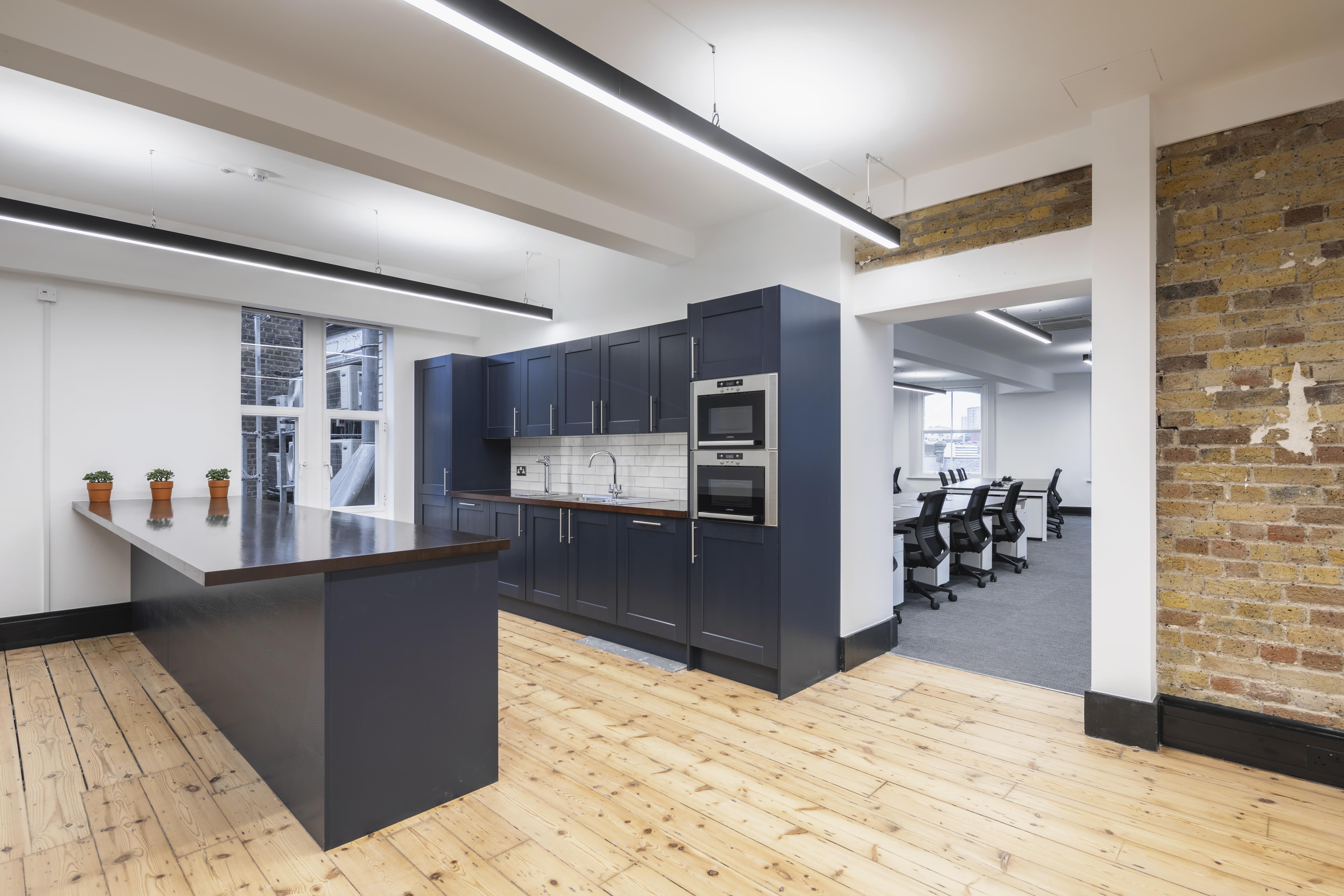 Serviced office London, EC2A 3HZ - Shoreditch