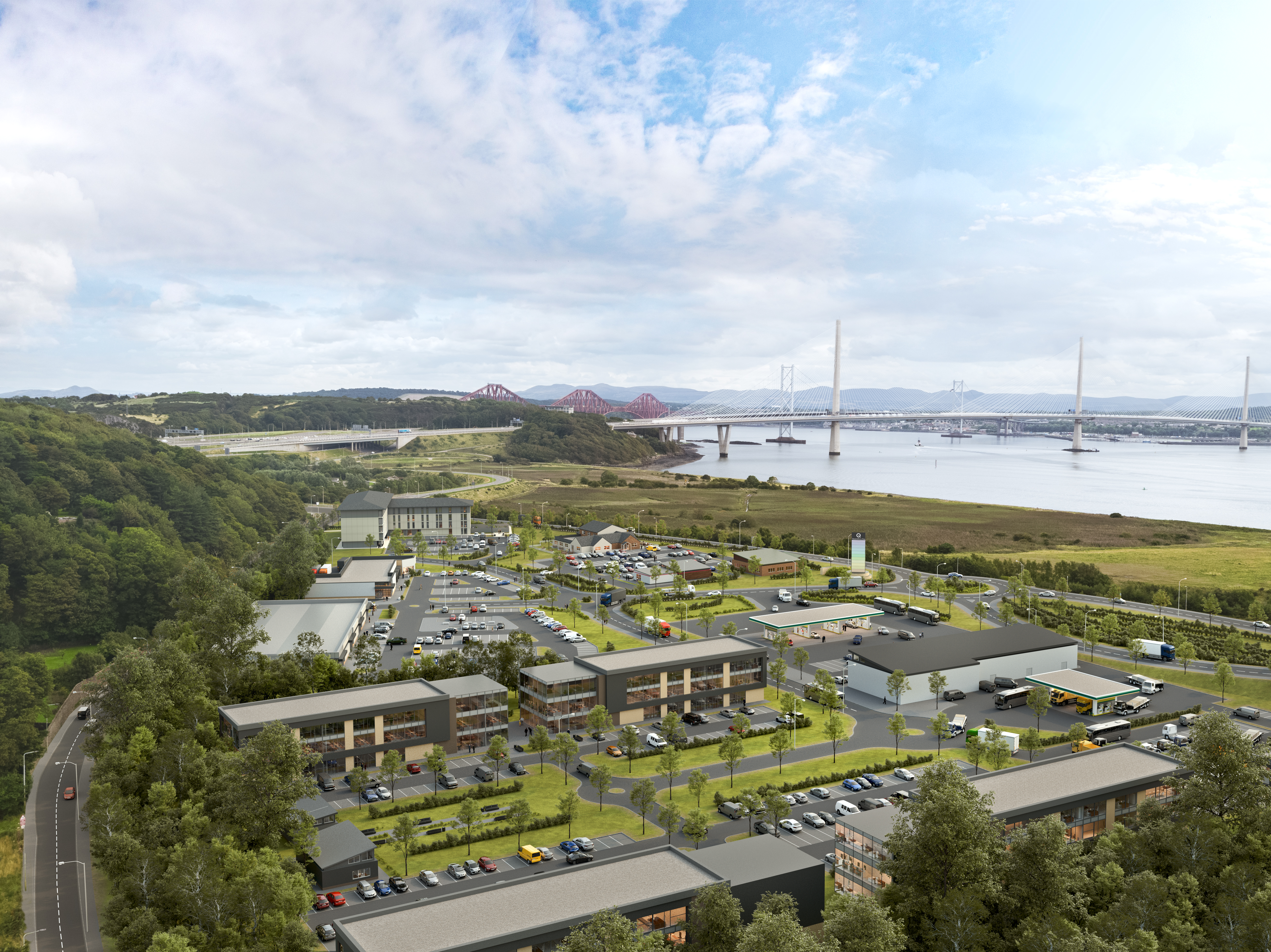 Land Rosyth, KY11 2XB - Queensferry One Gateway Site