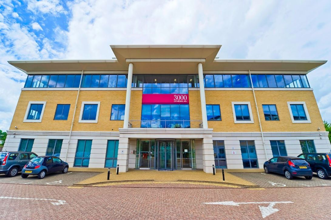 Serviced office Guildford, GU2 7YB - 3000, Cathedral Hill Industrial Estate