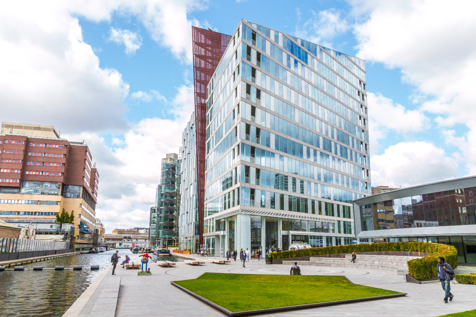 Serviced office London, W2 1AS - Merchant Square