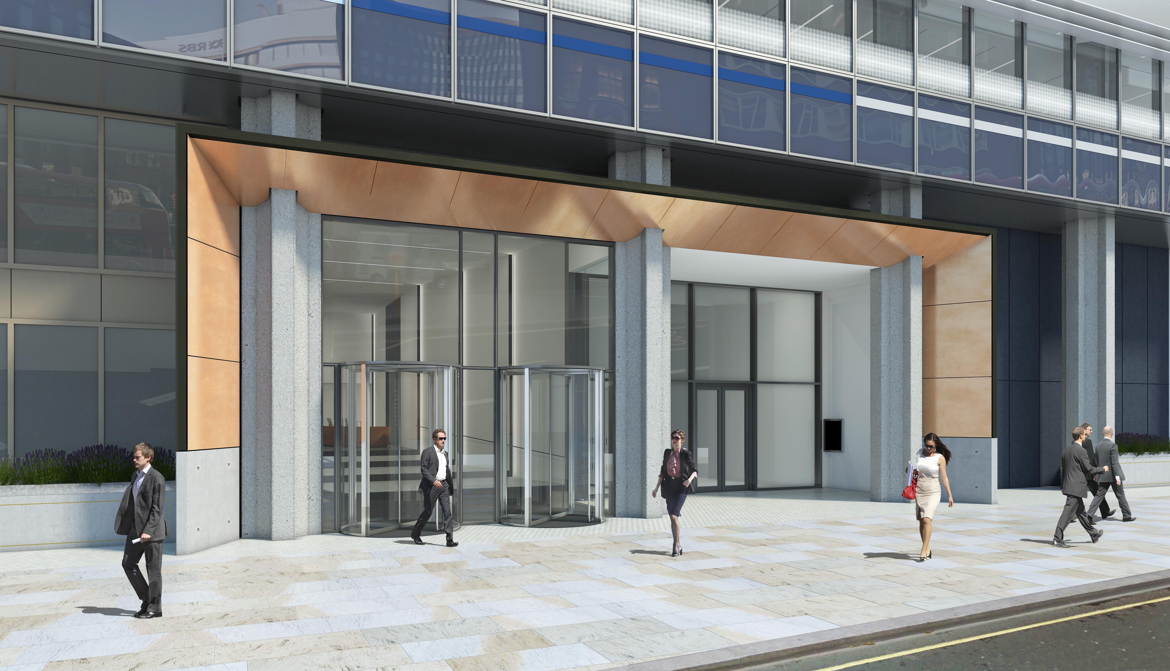 Office London, EC3N 1AH - Aldgate House