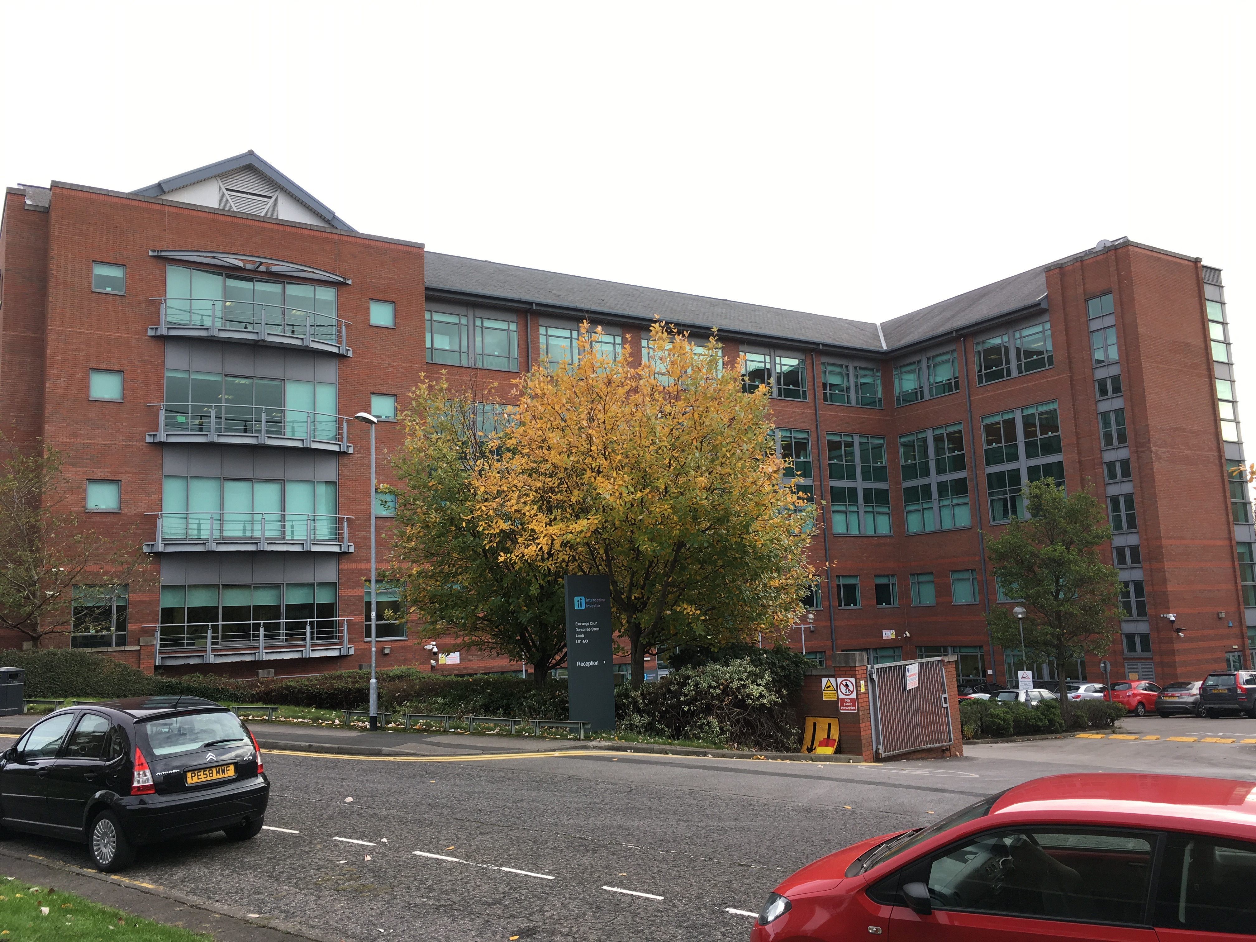 Office Leeds, LS1 4AX - Exchange Court