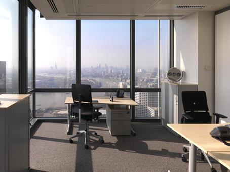 Serviced office London, E14 5LQ - 25 Canada Square
