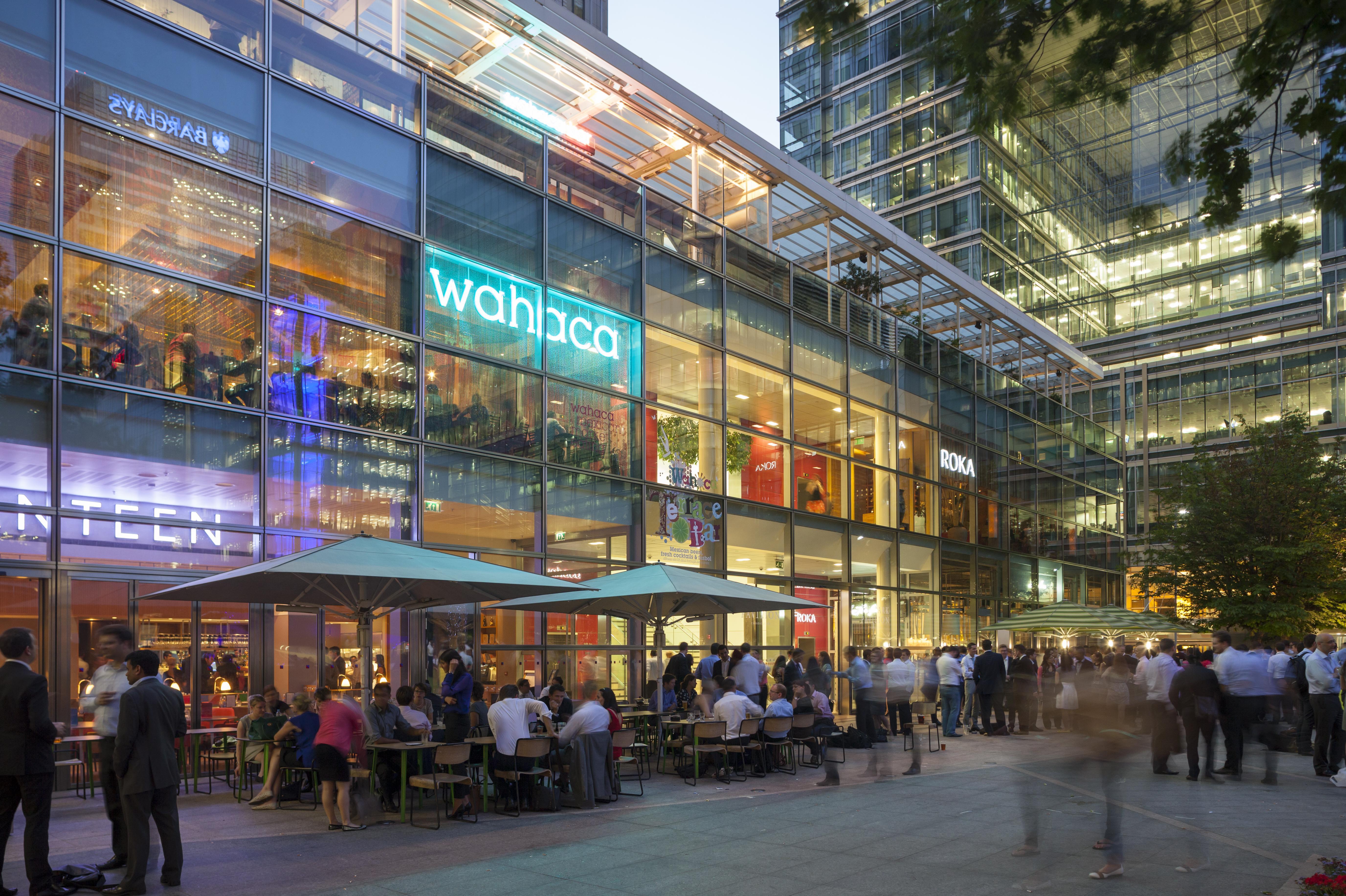 Office London, E14 5AX - 1 Canada Square