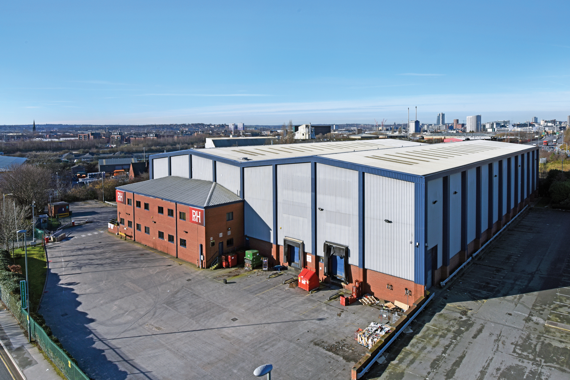 Industrial Leeds, LS9 0SG - Unit 20 Cross Green Approach