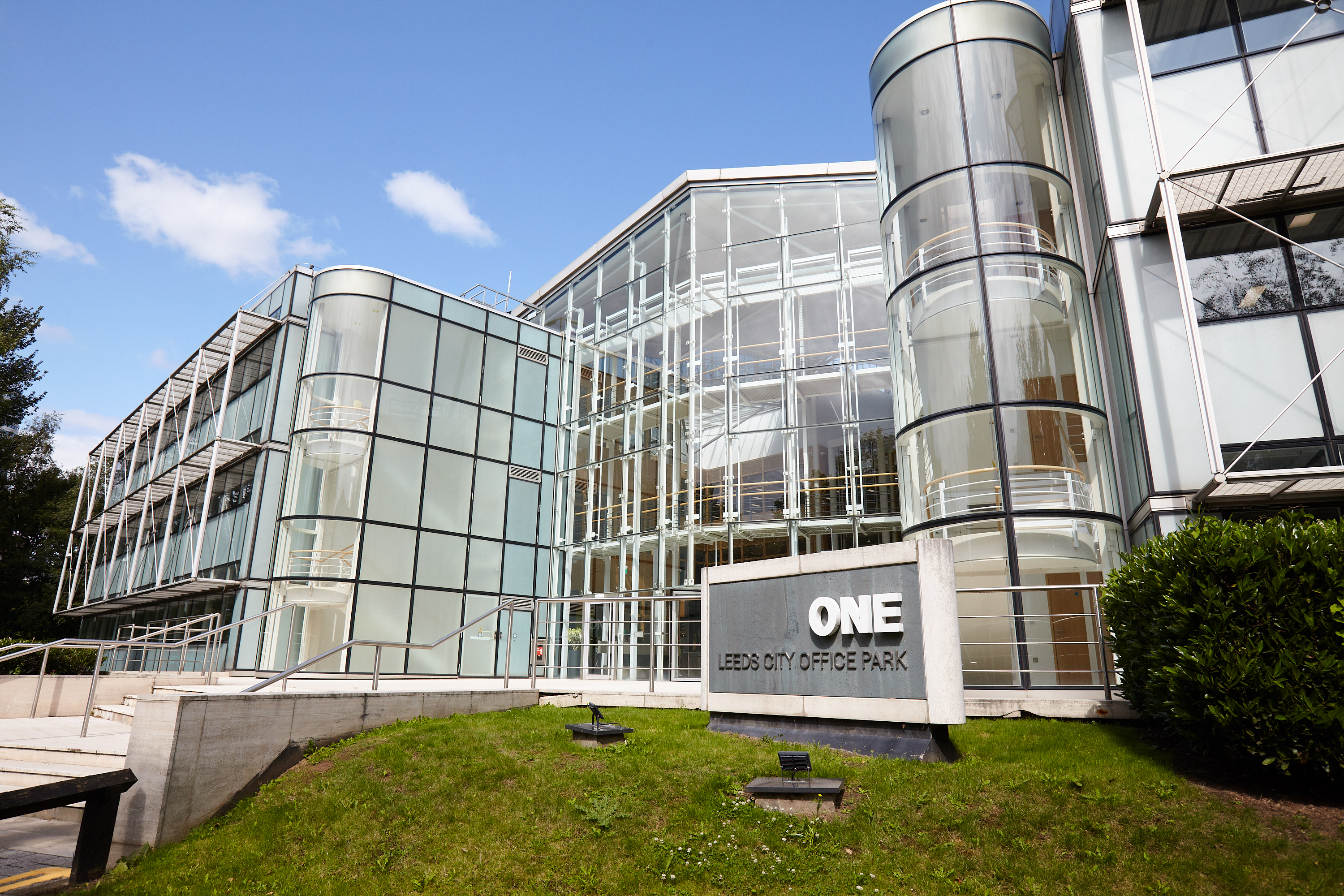 Office Leeds, LS11 5BD - ONE LEEDS CITY OFFICE PARK