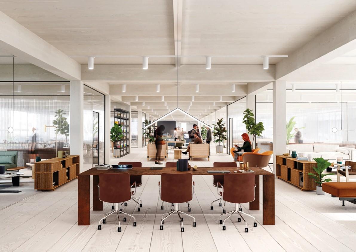 Office London, EC1V 7DY - Technique