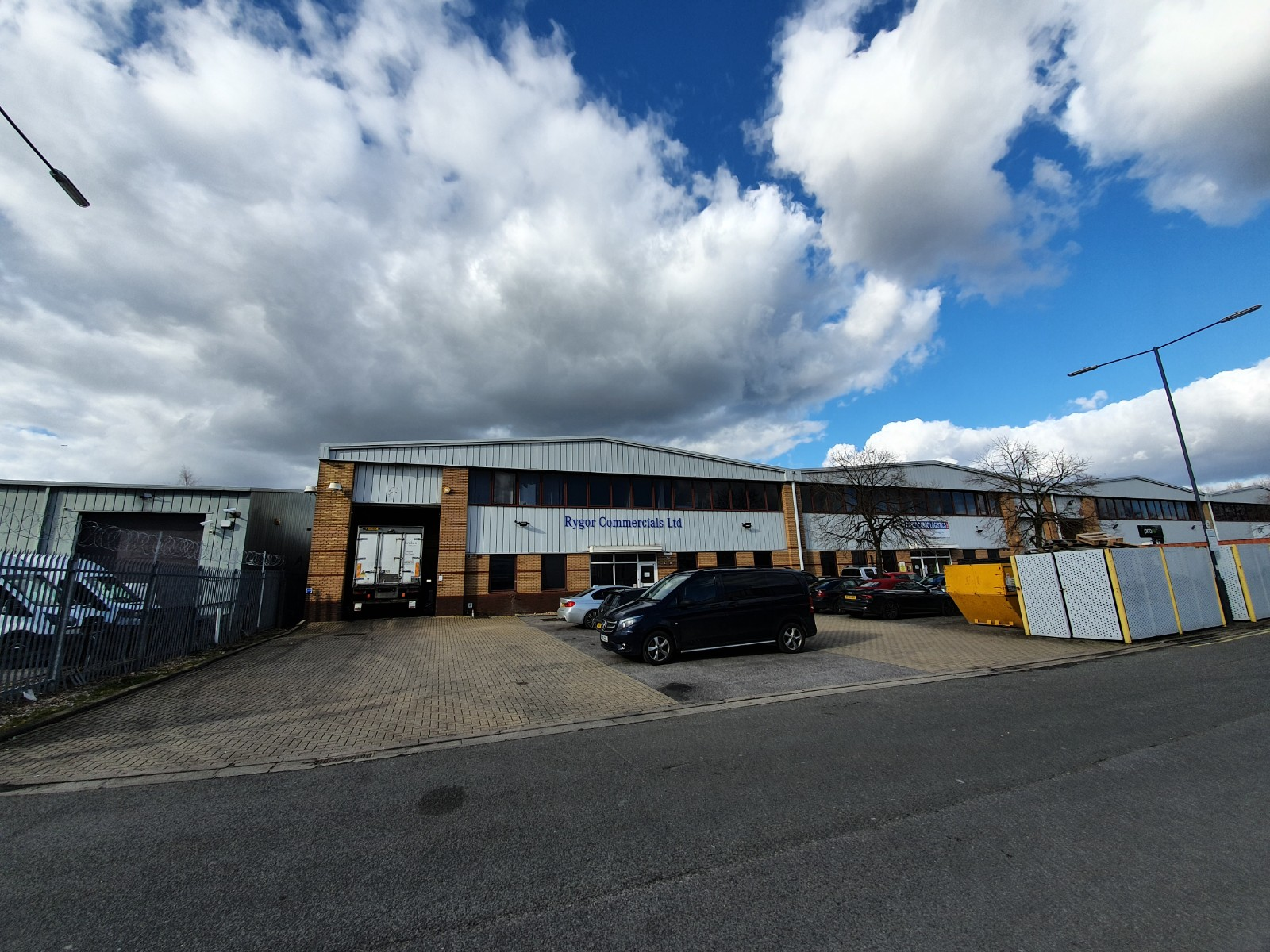 Industrial Egham, TW20 8RZ - Unit 6, Beta Way, Thorpe Industrial Estate