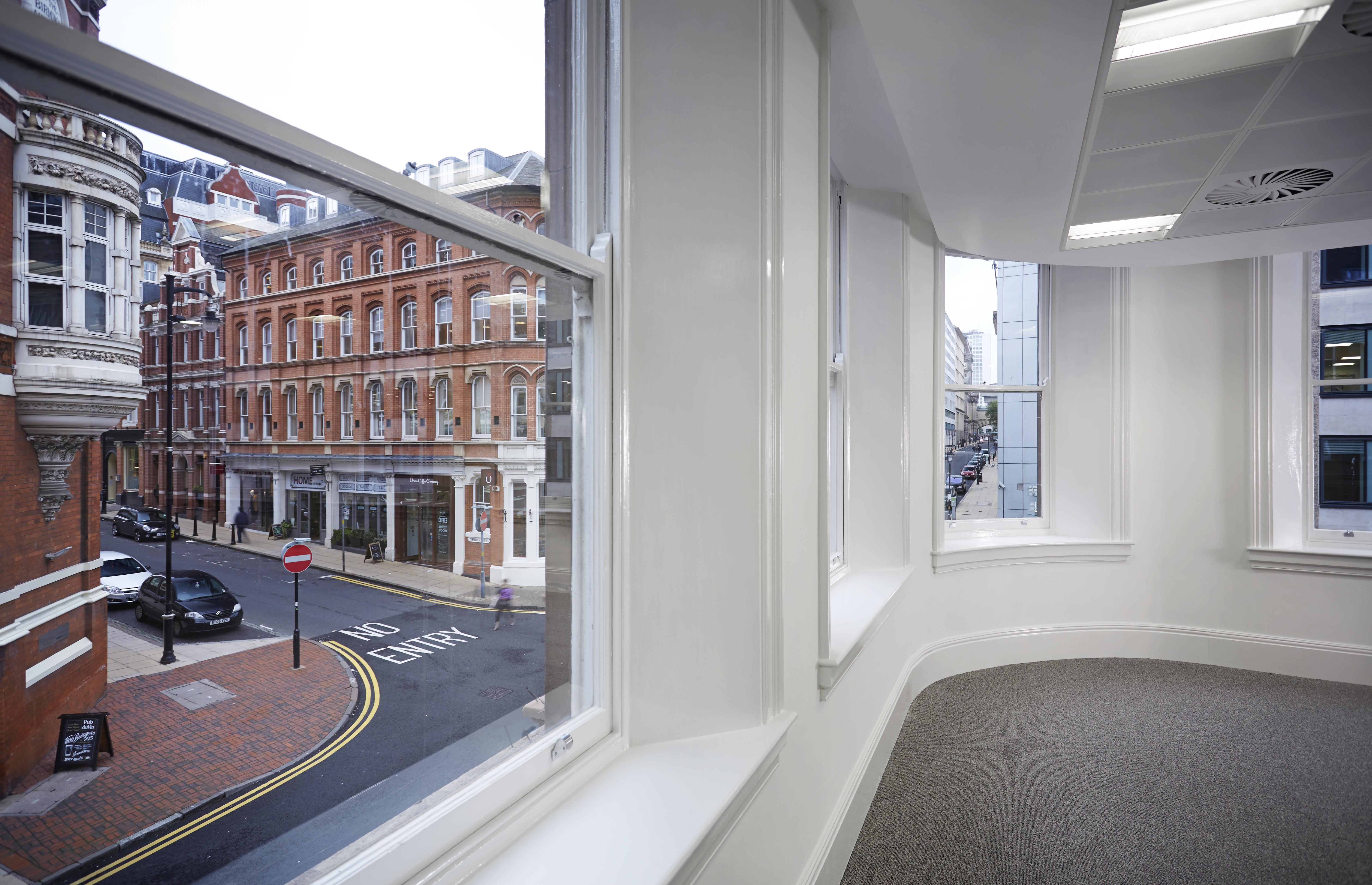 Office Birmingham, B3 2HB - 158 Edmund Street