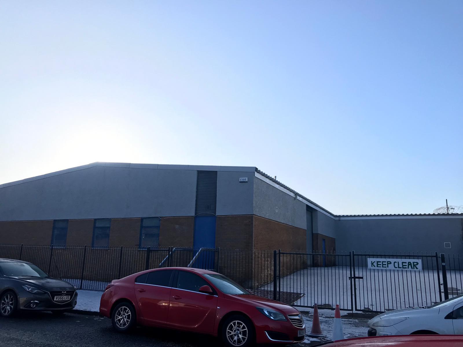 Industrial Glasgow, G42 0PL - 19 Hamilton Street