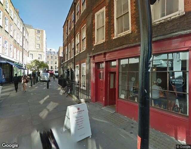 Serviced office London, W1F 0ES - 13 Meard Street