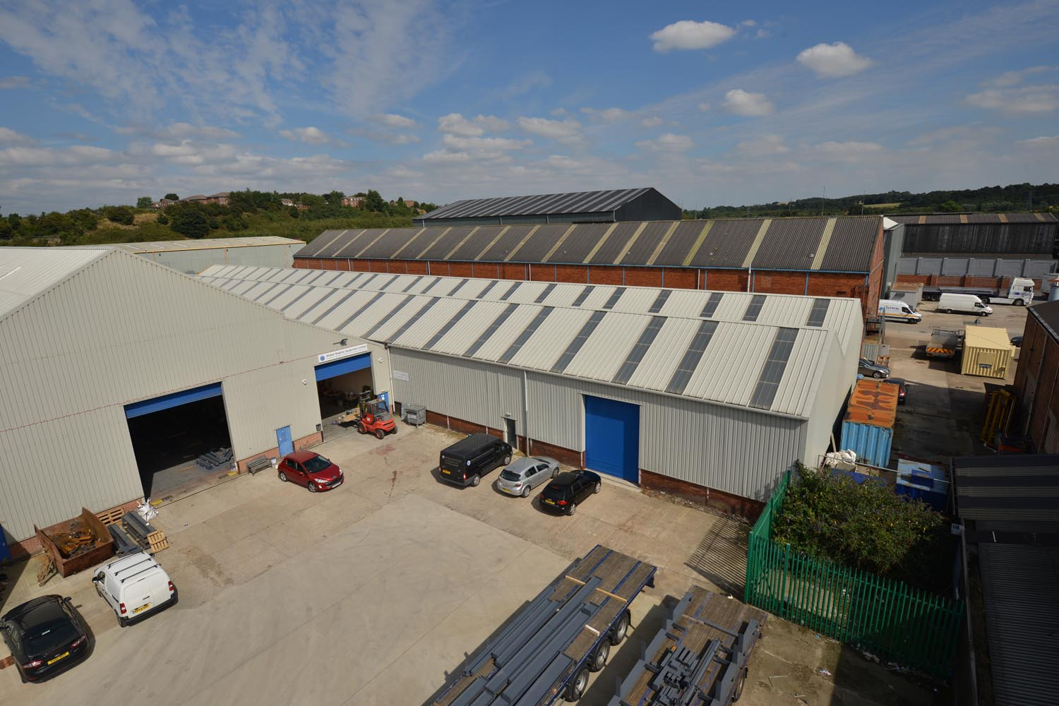 Industrial Wakefield, WF1 5PF - Unit 15 Power Park (formerly Greens Industrial Estate)