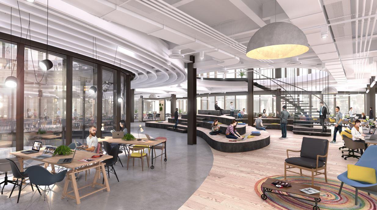 Office London, EC2M 2RH - 100 Liverpool Street