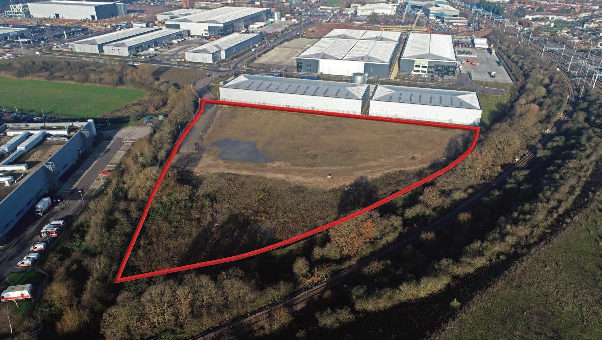 Industrial Bristol, BS34 6FE - Plot H2 Horizon 38