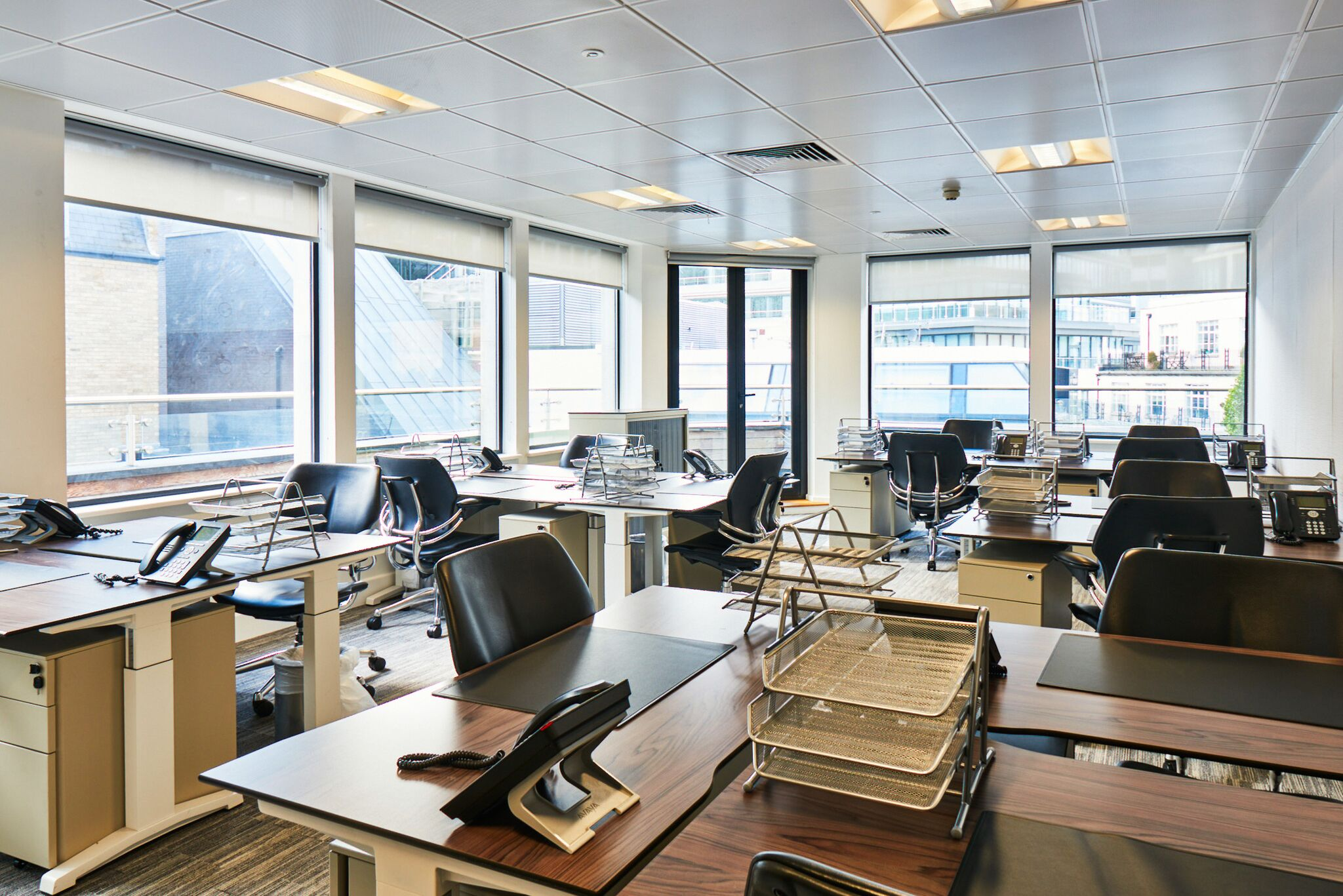 Serviced office London, EC3M 7AT - Lime Street