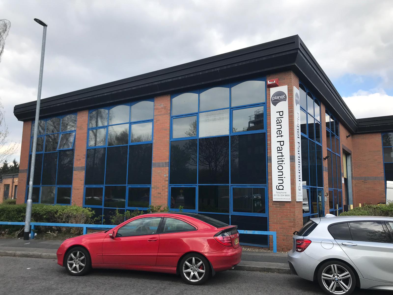 Industrial Leeds, LS11 5LN - Unit 3 Apex Business Park