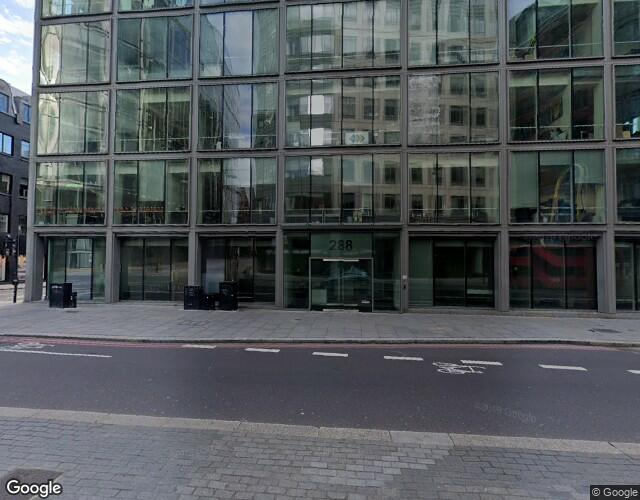 Serviced office London, EC2M 3TY - 199 Bishopsgate