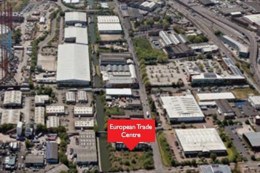 Industrial Birmingham, B6 5RQ - European Trade Centre