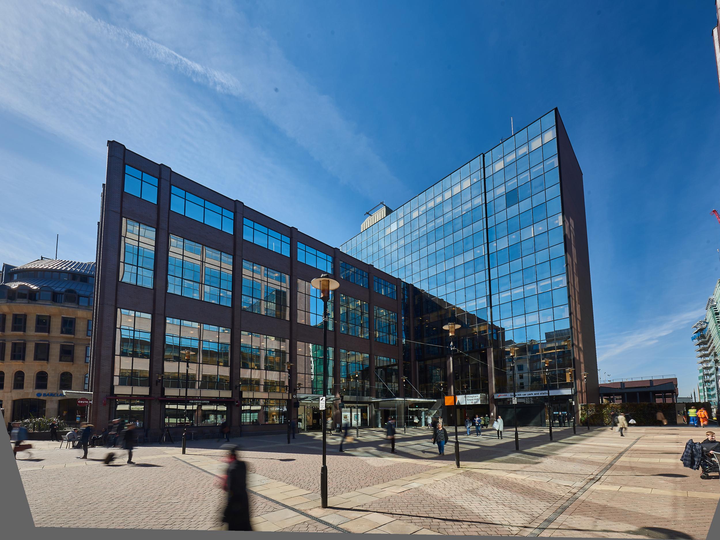 Office Birmingham, B3 2BJ - 9 Colmore Row