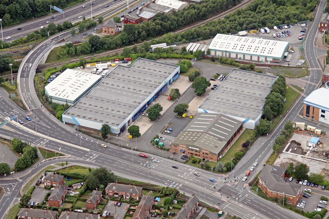 Industrial Leeds, LS10 1AG - Unit 10 Orbital Industry Park