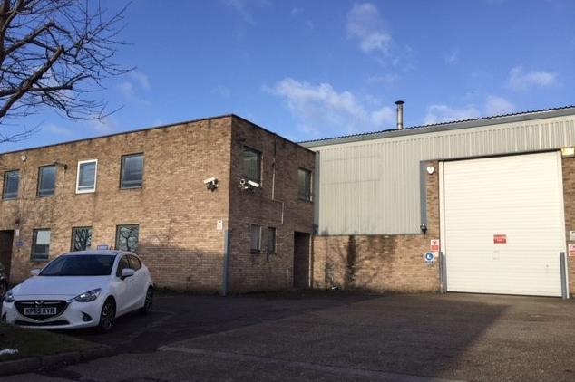 Industrial London, UB6 8PW - Unit 19, Fairway Drive
