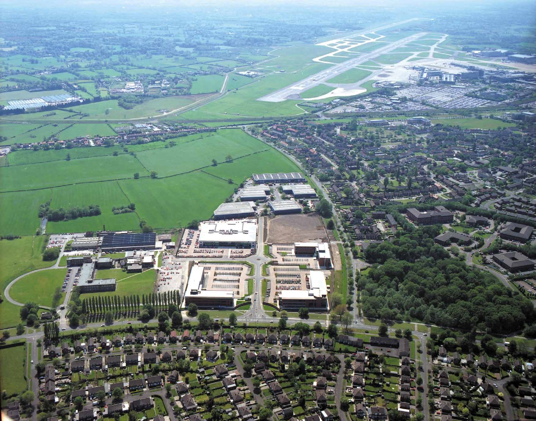 Industrial Manchester, M22 5LH - Ringway Trading Estate