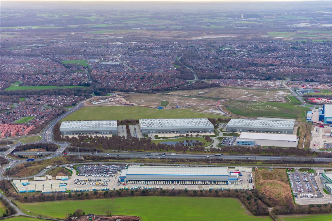 Industrial Warrington, WA5 3TP - Mountpark Warrington Omega Ii