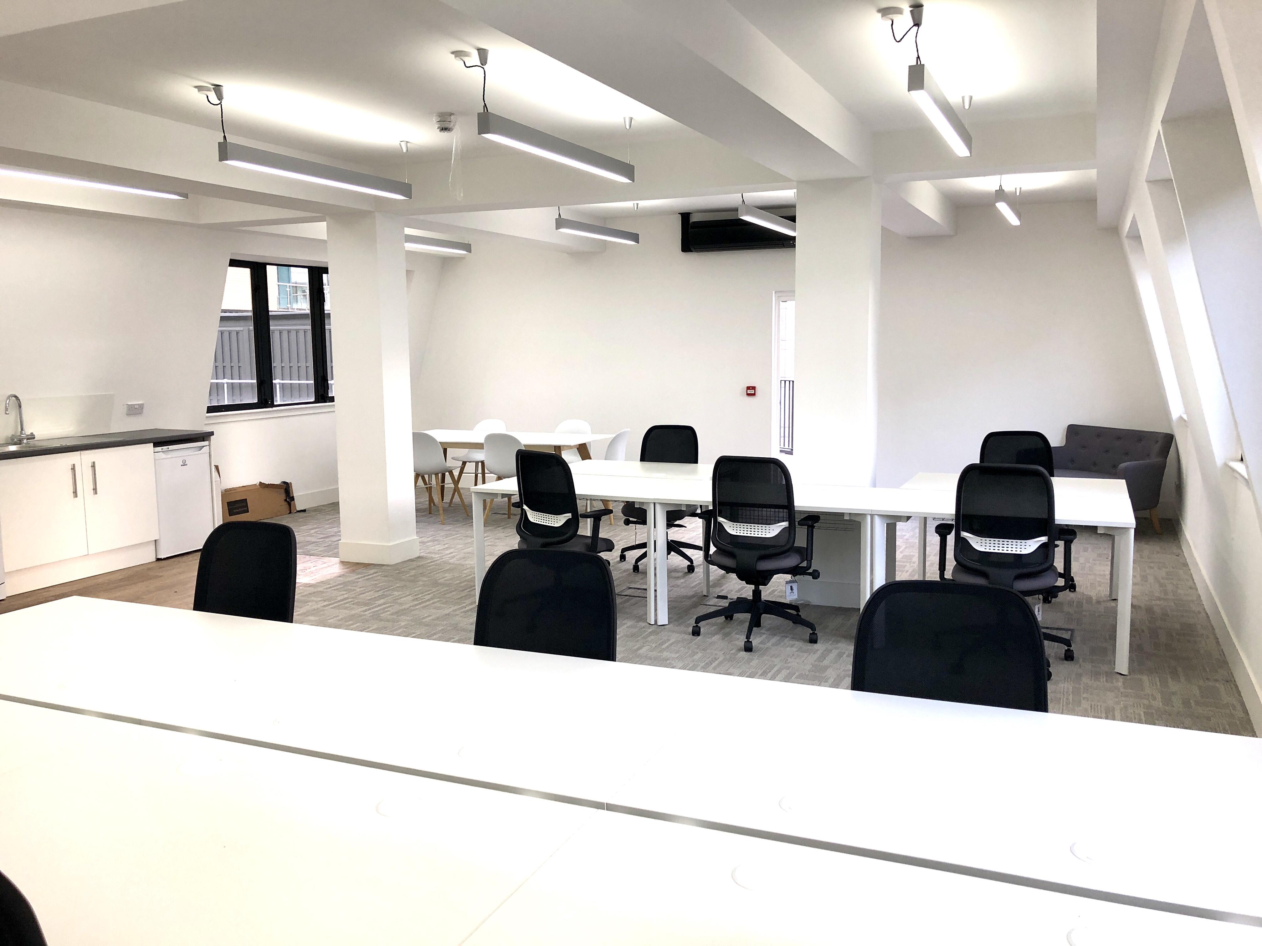 Office London, EC2M 2PL - 37 Sun Street