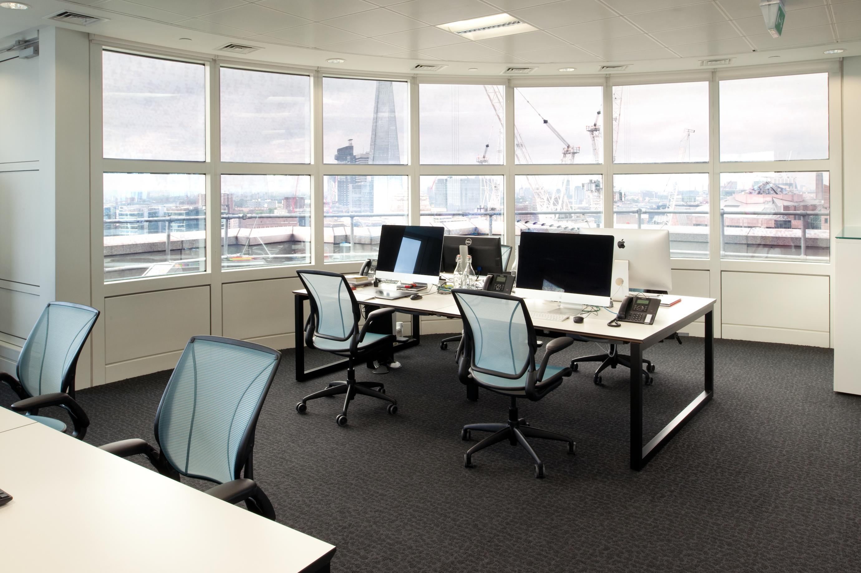 Office London, EC3N 2LS - 1 America Square